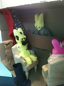 The Death of Abe-peep-ham Lincoln