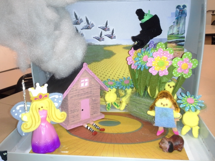 """""""I'll get you, my peep, and your little dog too!"""", by Kathy Salzano and team"""