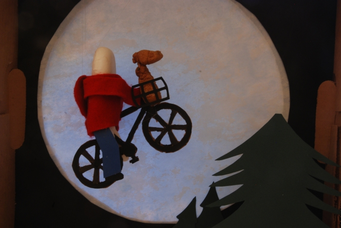 Moonlight Ride of E-Peep by Janet White