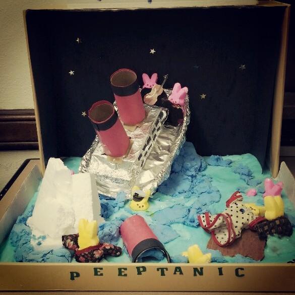 """""""Peeptanic"""" by Gabriela Sanchez and team"""