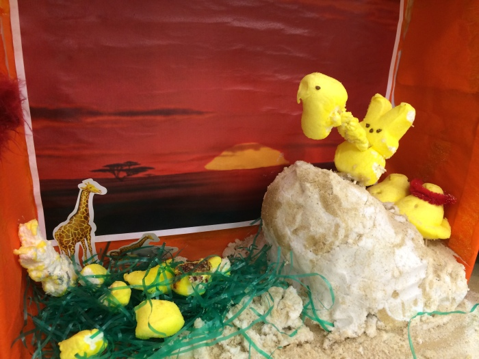 """""""Circle of Peeps"""" by Kelly Pertzborn and team"""